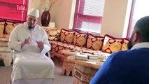 إسلام منتج الفيلم المسيء للرسول بسبب سورة #بالقرآن_اهتديت٢ ح٤ Fitna Distributor Beca
