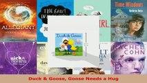 Read  Duck  Goose Goose Needs a Hug Ebook Free