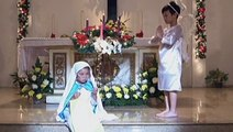 Ningning: Ningning as Virgin Mary