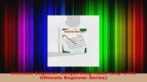 Read  Ultimate Beginner Songwriting Made Easy The Ultimate Beginner Series Ebook Free