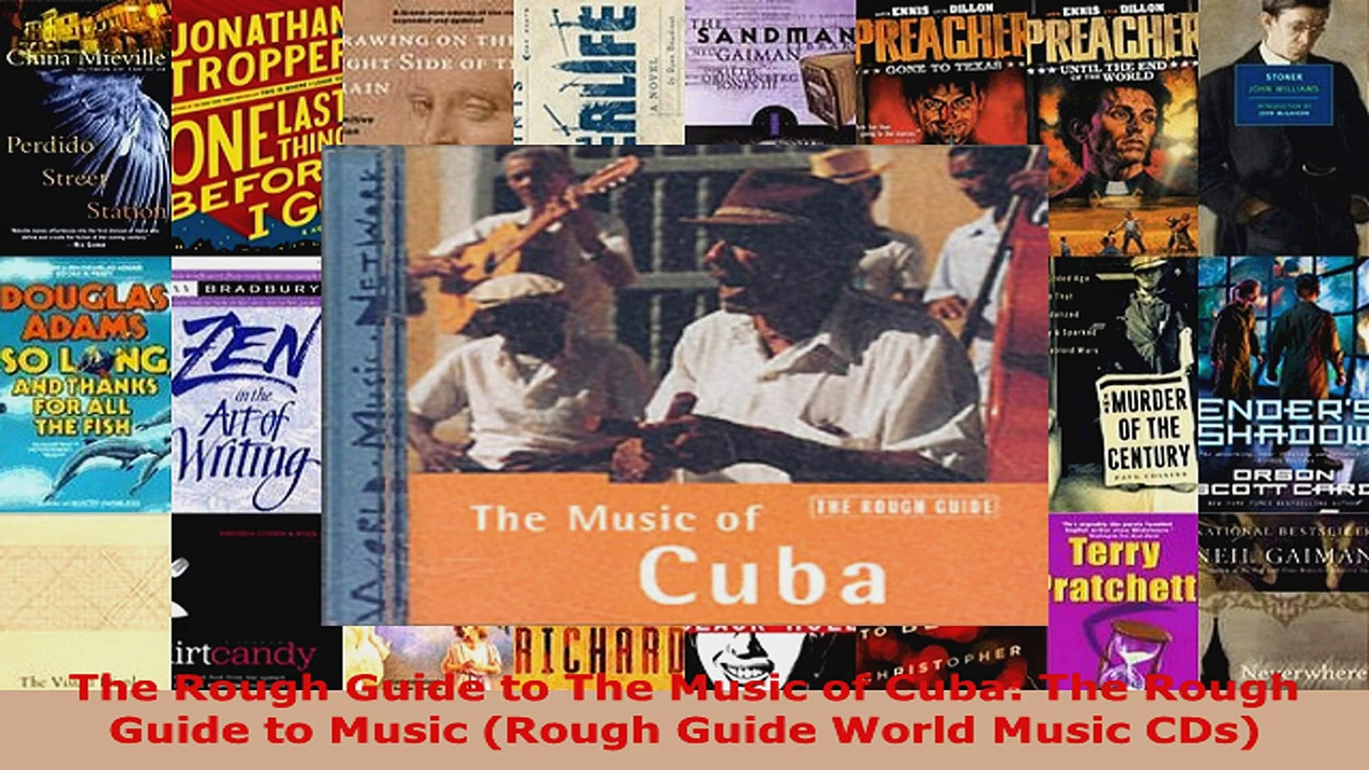 Download  The Rough Guide to The Music of Cuba The Rough Guide to Music Rough Guide World Music Eboo