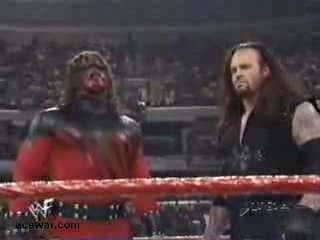 Taker, Kane in Cahoots ? Part 1