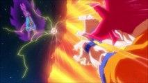 Dragon Ball Super musiques originales de DBZ TEST 1