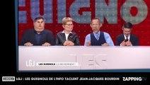Le Grand Journal : Les Guignols de l'info s'attaquent à Jean-Jacques Bourdin et BFM TV