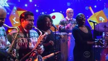 Sharon Jones and The Dap-Kings - 8 Days (of Hanukkah) [Live on Stephen Colbert]