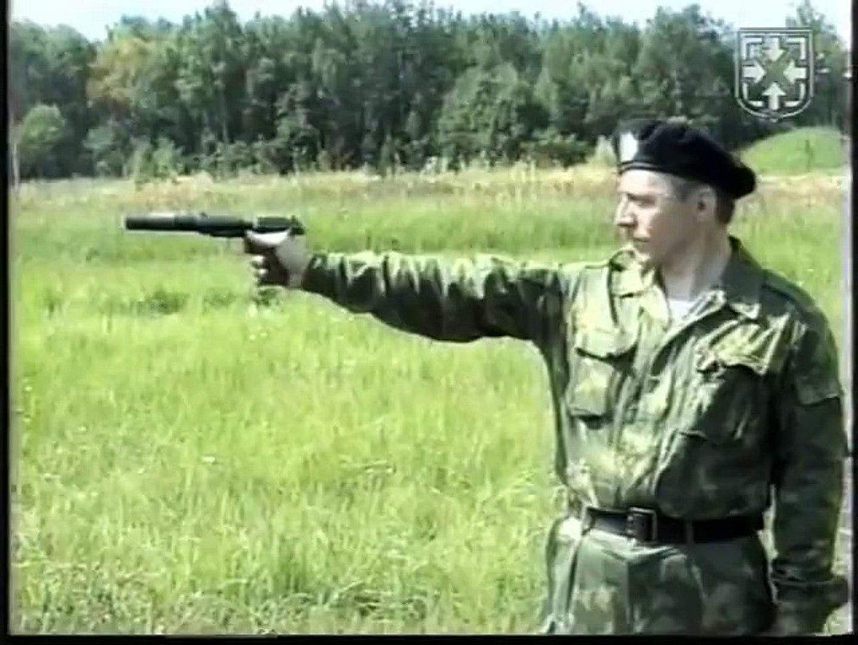 Стрельба из боевого оружия. Демонстрация стрельбы из ПМ,АК,СВД, из различных положений.