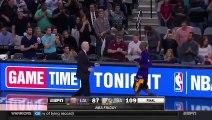 Kobe Bryant & Gregg Popovich Embrace | Lakers vs Spurs | December 11, 2015 | NBA 2015-16 Season
