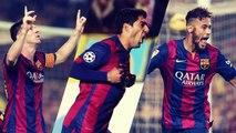omeab-MSN Terror ● Lionel Messi - Luis Suarez - Neymar Jr 201516 HD