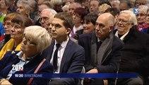 """France 3 Bretagne 11/12/2015 JY Le Drian : """"D'une certaine manière nous sommes tous écologistes"""""""