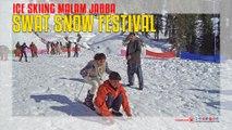 Swat Snow Festival Ice Skiing Malam Jabba