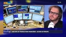 Taxe sur les transactions financières: Quels sont les produits financiers touchés ? – 12/12