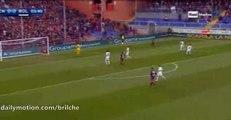 GENOA BIG Chance - Genoa v. Bologna (Serie A 2015)