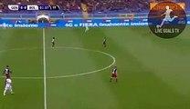 Genoa Amazing Chance to Score - Genoa vs Bologna - Serie A - 12.12.2015