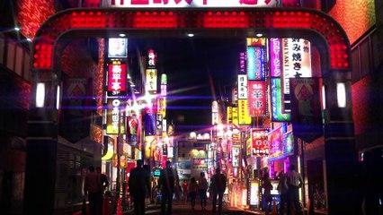 Yakuza 6 - First Trailer  de Yakuza 6: The Song of Life