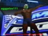 WWE SmackDown VS Raw 2009: Created Superstars - 15 - Fatal 4 Way Ladder Match