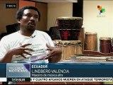 Marimba de Colombia y Ecuador, Patrimonio Inmaterial de la Humanidad