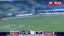 Ahmad shahzad saved 6 runs