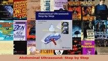Download  Abdominal Ultrasound Step by Step Ebook Online
