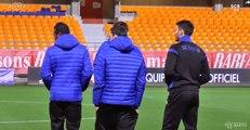 Troyes-Bastia : L'avant-match depuis le stade de l'Aube