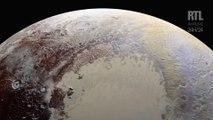 Pluton en haute résolution grâce à de nouveaux clichés dévoilés par la Nas new