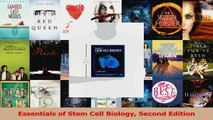 PDF Download  Essentials of Stem Cell Biology Second Edition Read Online