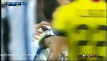 Antonio Di Natale Fantastic Free Kick Shot - Udinese 0 - 0 Inter (Serie A 2015)
