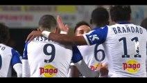 Troyes 1-1 Bastia _ All Goals - 12.12.2015 HD
