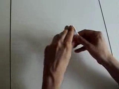 le mur dans le miroir