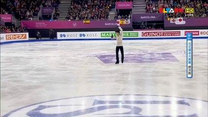 Yuzuru HANYU .FS --2015 Grand Prix Final (ELTA HD)