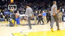 Warriors vs Brooklyn Nets, 2015 NBA Championship P1