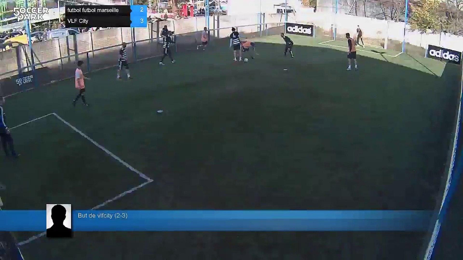 But de vlfcity (2-3) - futbol futbol marseille Vs VLF City - 12/12/15 11:22 - F5WC Finale regionale