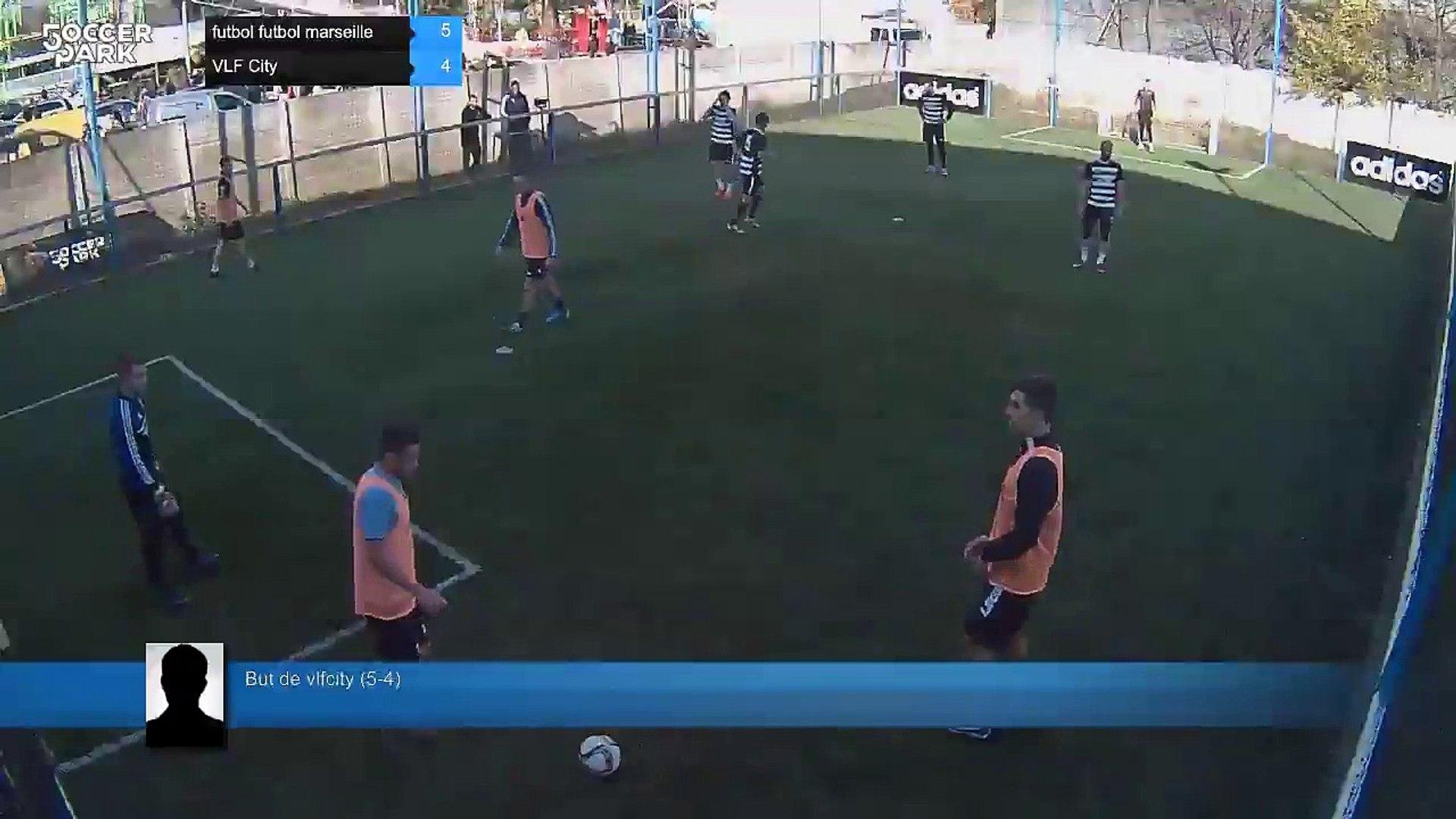 But de vlfcity (5-4) - futbol futbol marseille Vs VLF City - 12/12/15 11:22 - F5WC Finale regionale