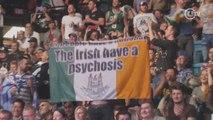 Fãs irlandeses fazem a festa antes do UFC 194