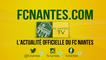 FC Nantes / Toulouse FC : les impressions de Rémy RIOU