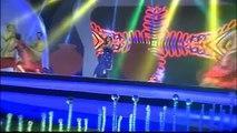 Hot Noor Bukhari Dance performance in lux style award 2015