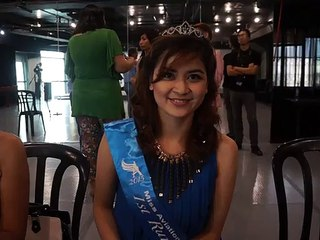 Miss Aviation Philippines 2015 1st Runner Up for Wazzup Pilipinas