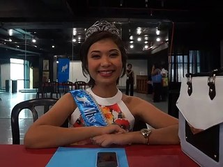 Miss Aviation Philippines 2015 Grand Winner for Wazzup Pilipinas