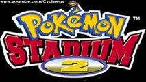 Pokemon Stadium 2 OST 69/92 Gym Leader Battle