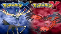Pokemon X Y OST 52/212 Trainers Eyes Meet Maid