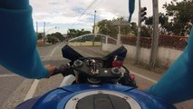 Top speed Suzuki GSXR 600 K9 - video dailymotion