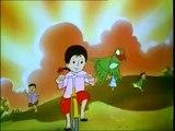 Meena Cartoon English (spot): When Meena was a little girls