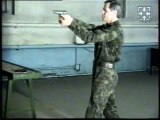 БАРС. Стрельбы с одной руки,с двух рук,из различных положений,с разворота.
