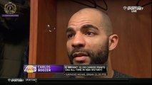 Carlos Boozer on Kobe Bryant passing Michael Jordan
