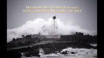 Des vagues de 10m frappe la côte californienne le 10 déc