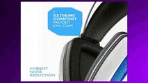 Best buy Gaming Headset  Sentey Gaming Headset Microphone Artix White Gs4560 Audiophile Level Stereo Gold Plated