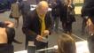 Élections régionales : Jean-Yves Le Drian vote à Guidel