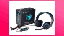 Best buy Gaming Headset  LIHAO Sades SA708 Stereo Gaming Headset with Microphone  Retail PackageBlue