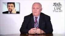 François Asselineau (UPR) - Clash la statue de sel Mélenchon !