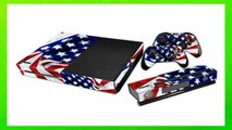 Best buy Gaming Headset  OOCEE Flag of the United States Cover Skin Gift for Xbox One Console Controller Kinect