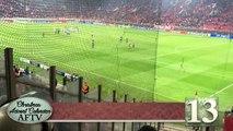 Arsenal Fans Singing Jingle Bells In Athens - Advent Calendar 13